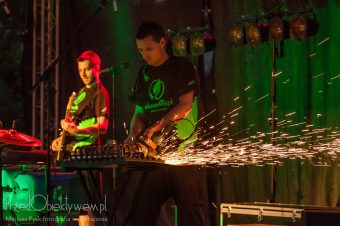 INDUSTRIADA 2011 – koncert zespołu All Sounds Allowed