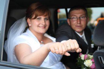 Wesele Justyny i Kamila