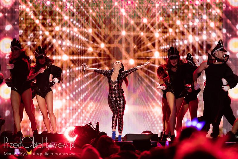 New Year's Eve concert – Ewelina Lisowska