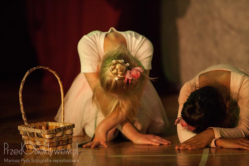 Letnie Etiudy Baletowe – Alicja w krainie czarów